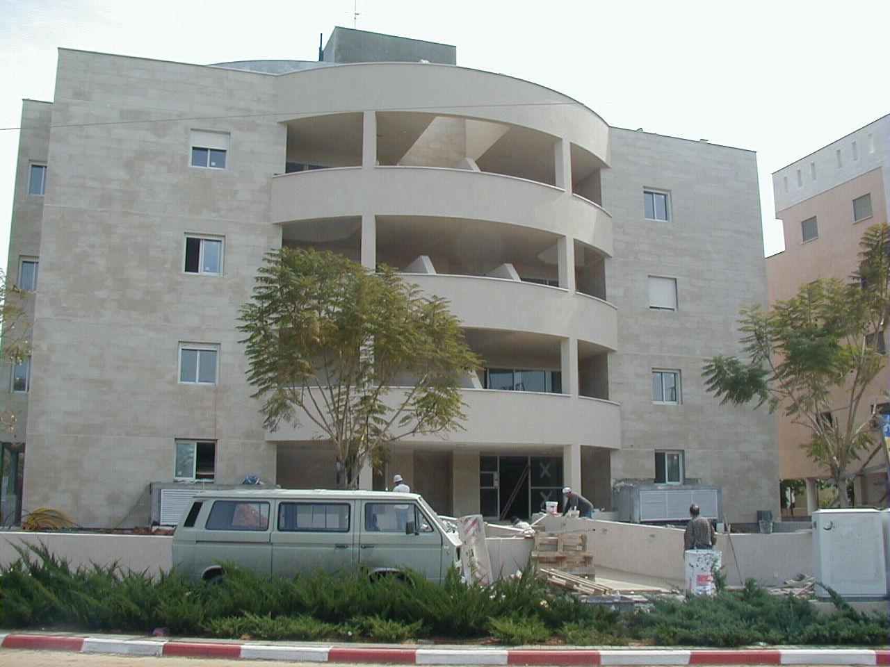 בניין מגורים, הרצליה