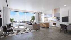 דירת חמישה חדרים יוקרתית