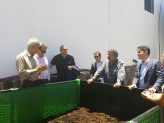 Artículo Canarias 7 - La Aldea pone solución aPlan los residuos orgánicos
