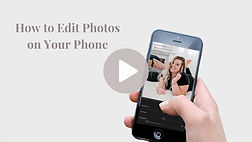 How to Edit Photos on Your Phone Thumbna