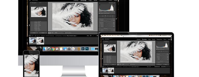 KKP Presets - Desktop & Mobile