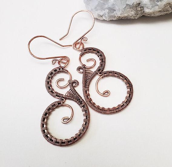 Colubra Earrings