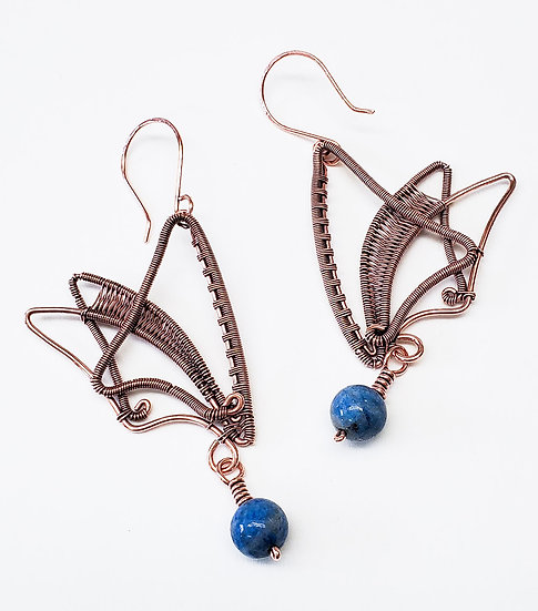 Praeacurtus Earrings