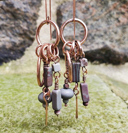 Transcensus Earrings