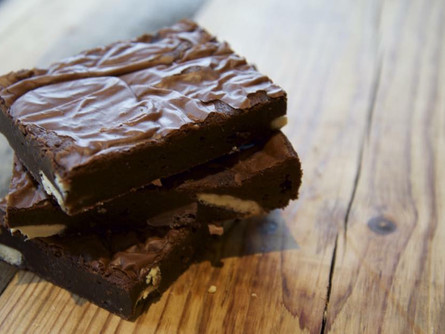 Our famous brownie