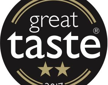 Great taste 2017 award winners for our brownie