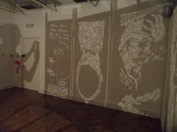 Paper Cage (shadows)