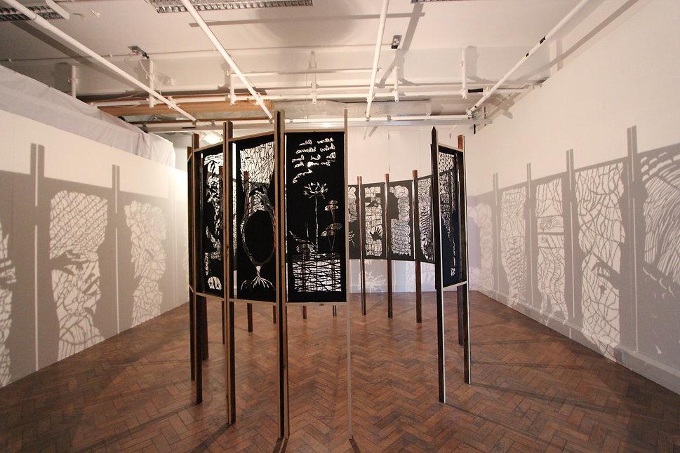 Chloe Wing, Paper Cage.JPG