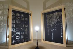 Paper Frames, 2017