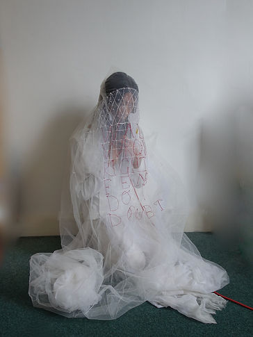 VEILS - Chloe Wing, Chinese Arts Now fes