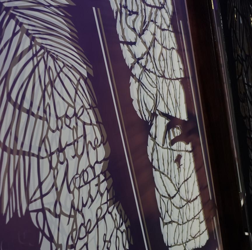 Paper Cage - shadows
