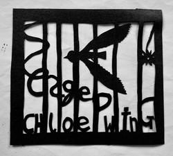 'Caged' concept album cover