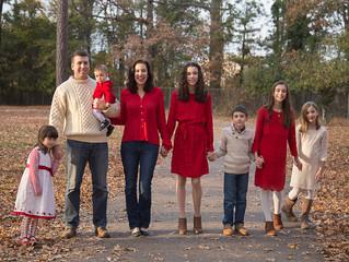 The McAdamses | Family Photography | Norfolk, VA