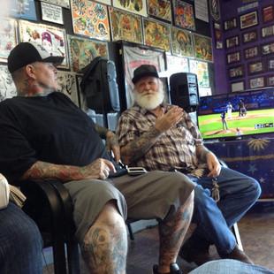 """Darin Owens & Tattoo """"D"""""""