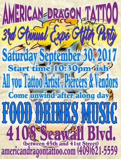3rd Annual Expo After Party