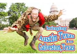 bringing austin to Galveston Island