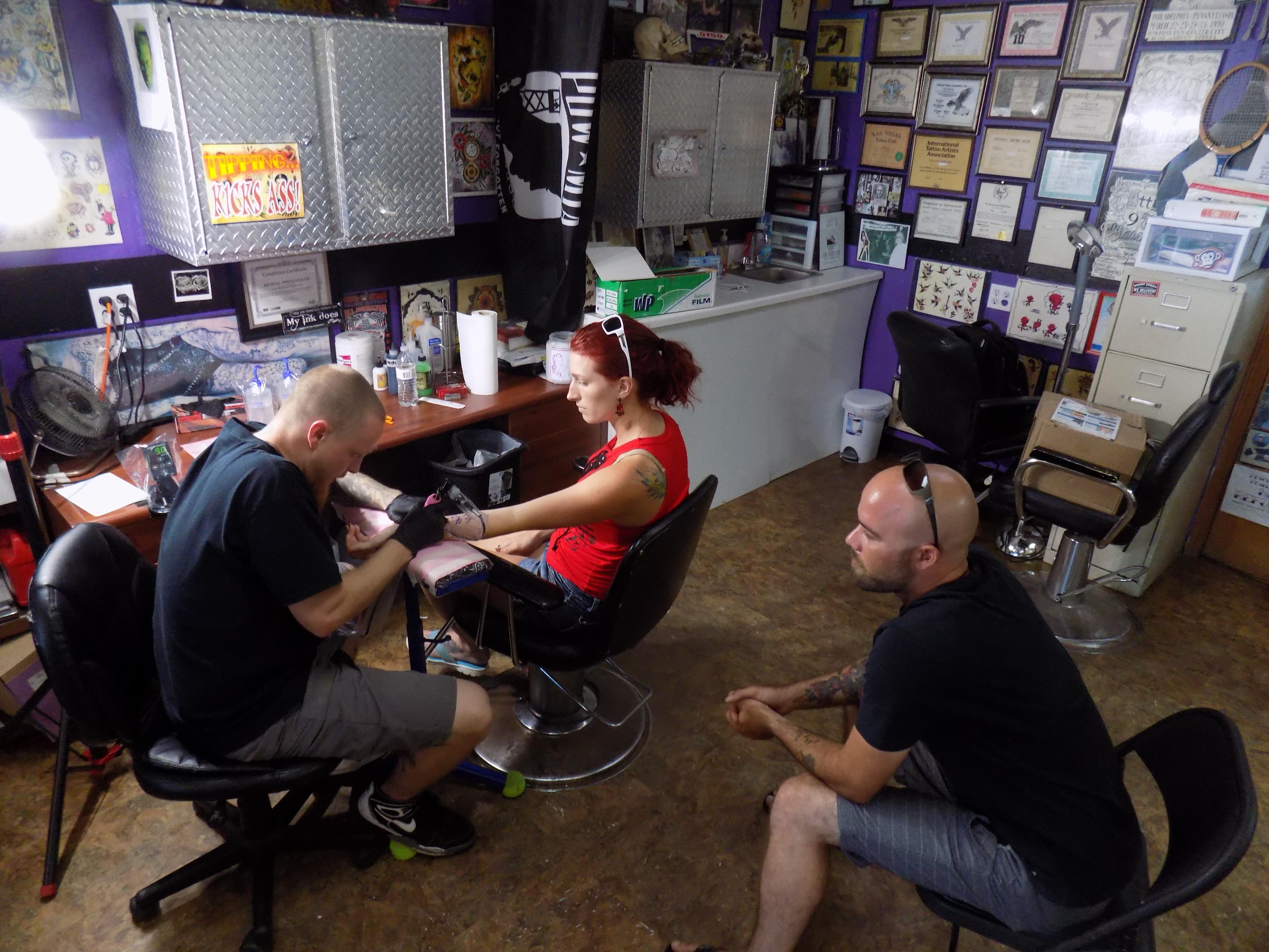 Memorial Tattoo