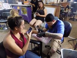 1st Tattoo