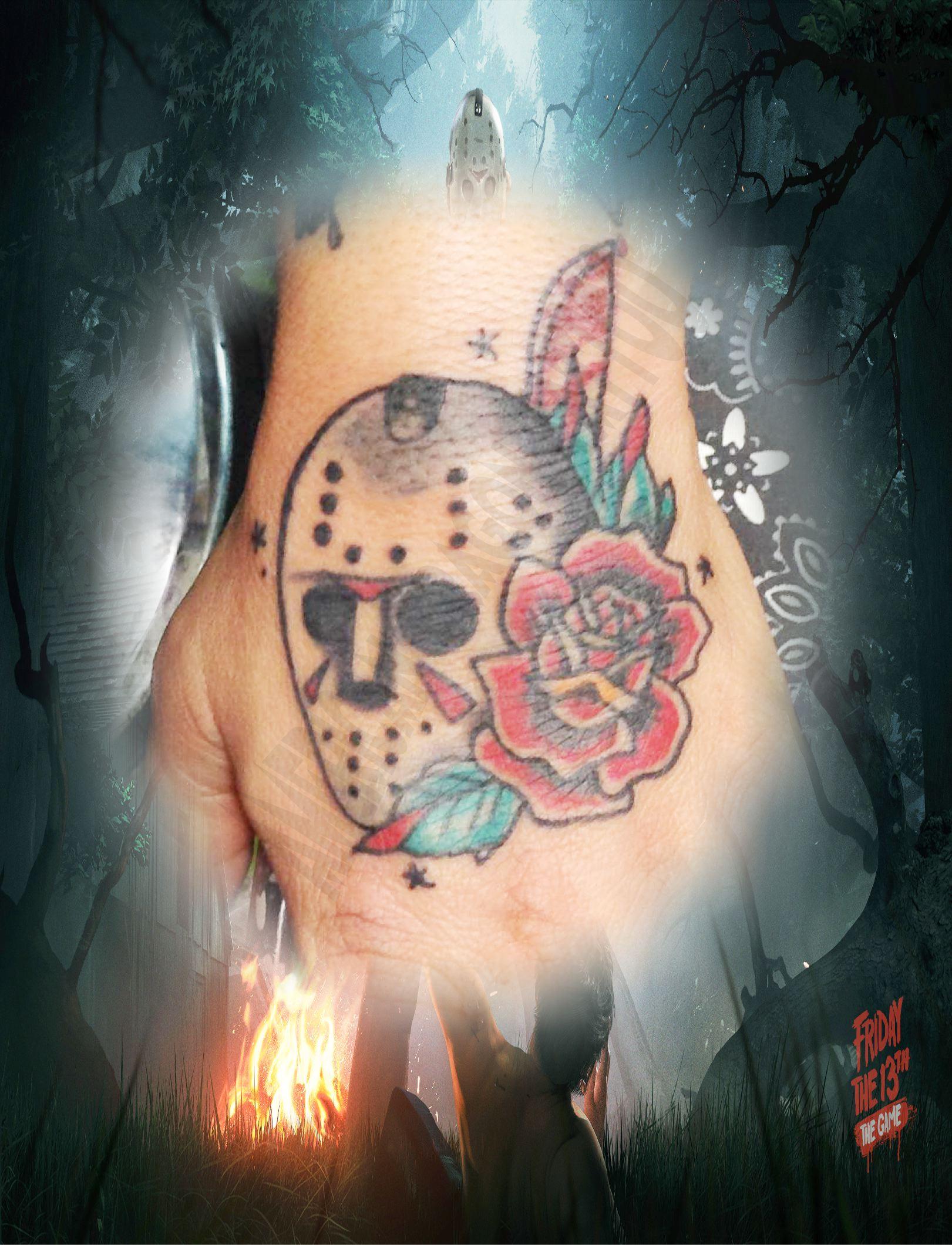 Jason Mask 8x10