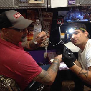 JohnBoy Tattooing Brett