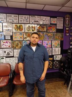 Guest Artist Hector