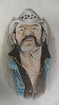 "Lemmy ""Motorhead"""