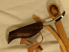 Hooked Carving Knife