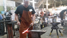 Leif at Adam's Forge