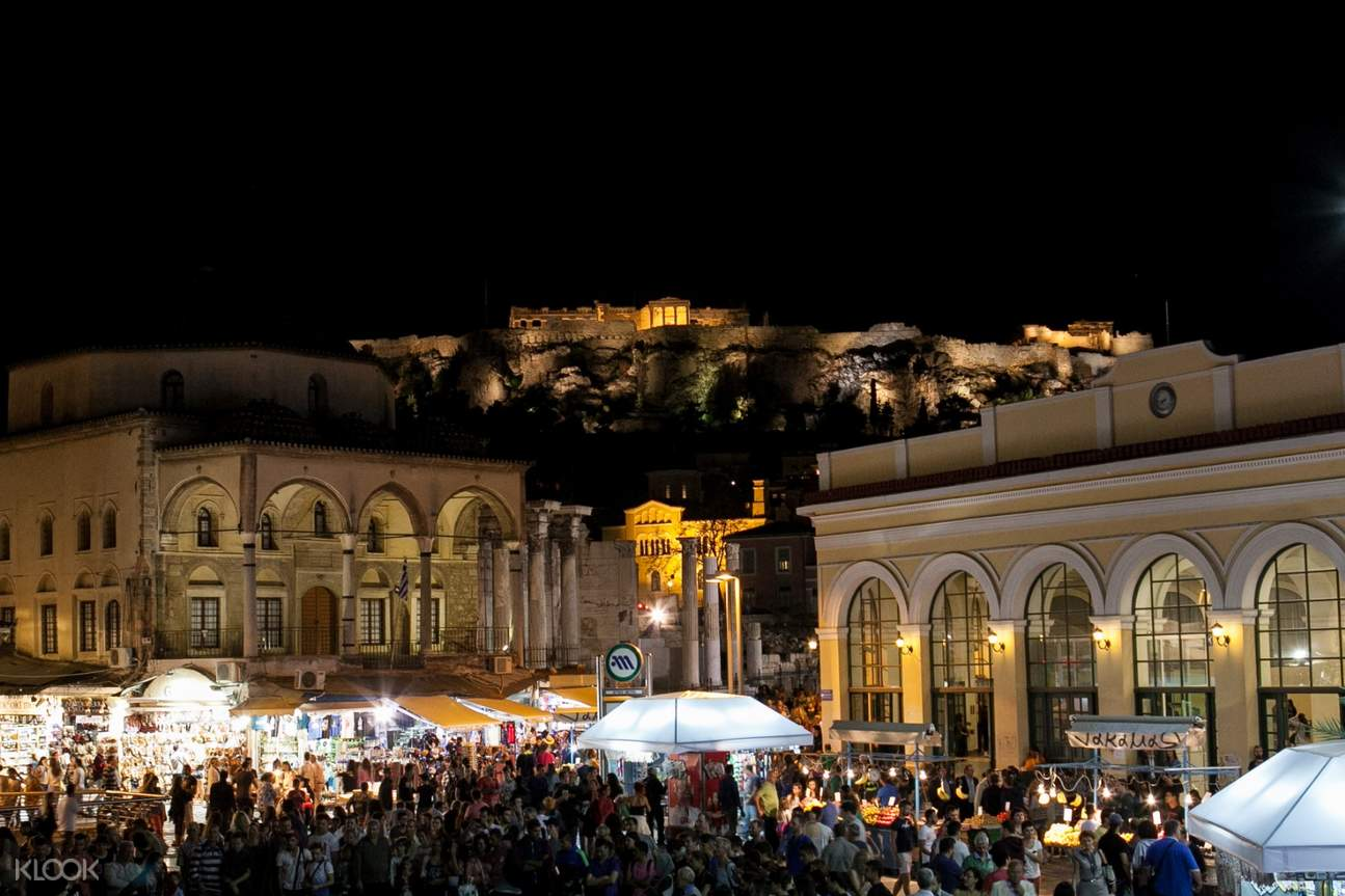 Athens Nightlife