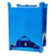 Steltight Classic liquid container steel Oil Bin