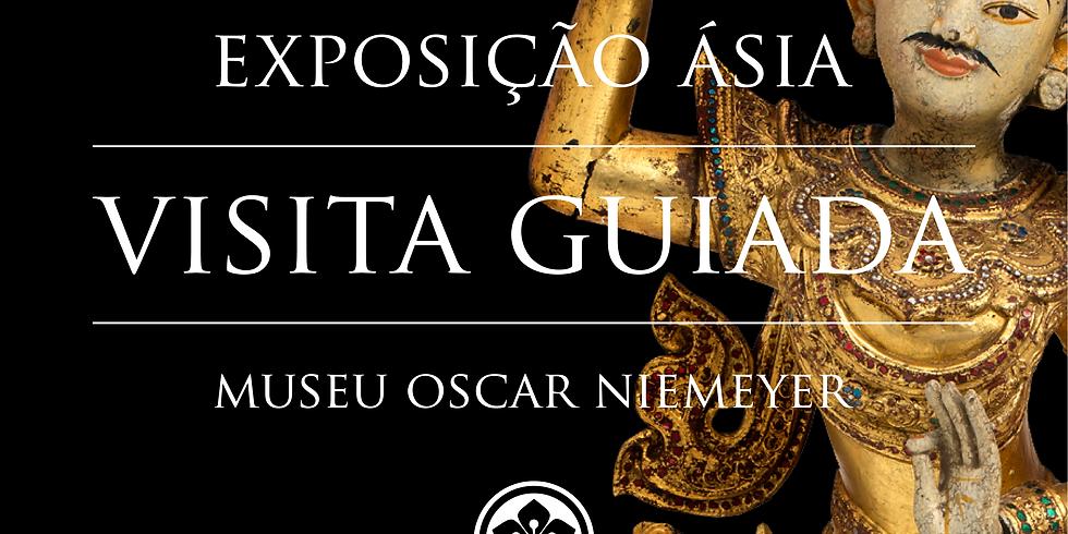Visita Guiada - Exposição Ásia/MON (SÓ PARA ALUNOS DO CENTRO ÁSIA)