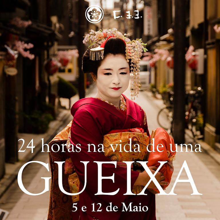 24 HORAS NA VIDA DE UMA GUEIXA + ebook com as gravuras