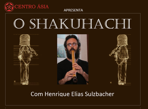 #PodÁsia: desvendando os segredos da flauta shakuhachi, com Henrique Elias Sulzbacher