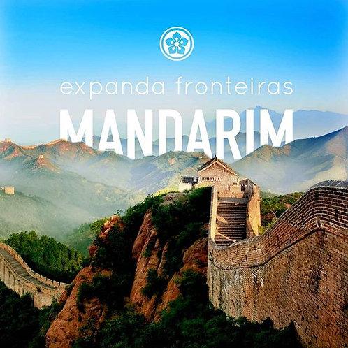 MANDARIM- Aulas particulares (21 aulas)