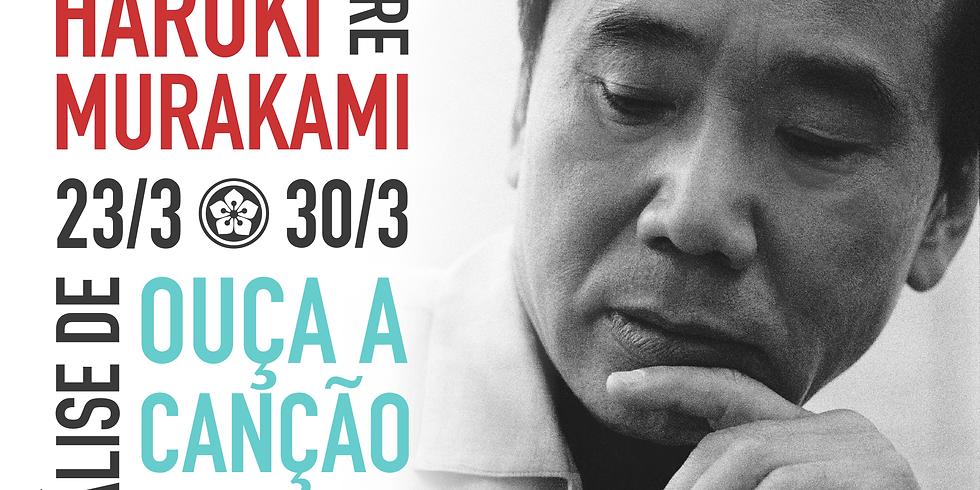"""O que eu falo quando eu falo de HARUKI MURAKAMI & análise de """"Ouça a canção do vento"""" e """"Pinball"""""""