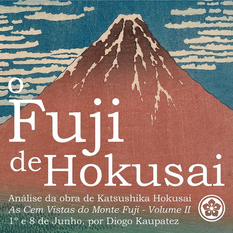 O Fuji de Hokusai
