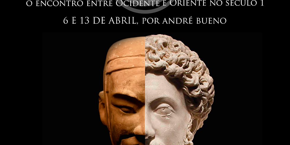 Rotas do Mundo Antigo: encontros entre Ocidente e Oriente no século I