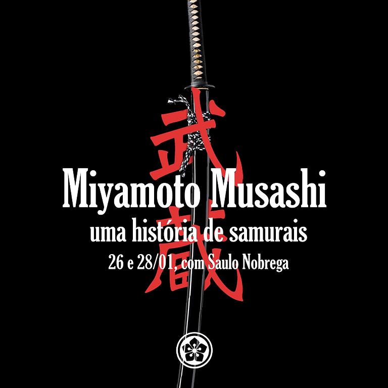 Miyamoto Musashi: uma história de samurais