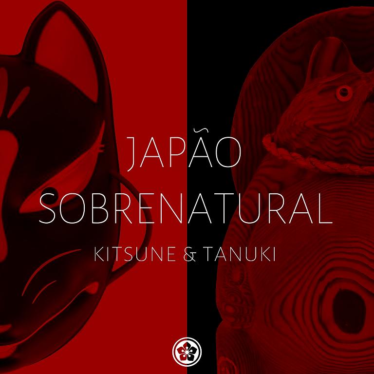 Japão Sobrenatural: Tanuki e Kitsune (+ebook)