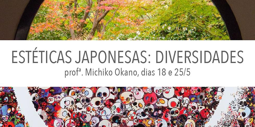 Estéticas Japonesas: diversidades (+ebook com imagens representativas)