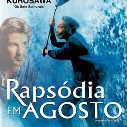 """Roda de Conversa sobre """"Rapsódia em Agosto"""" (filme de Akira Kurosawa) - EVENTO EXCLUSIVO PARA ENTUSIASTAS"""