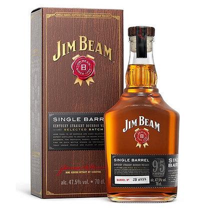 Whisky Kentuky Steaight bourbon Jim Beam Single Barrel cl 70