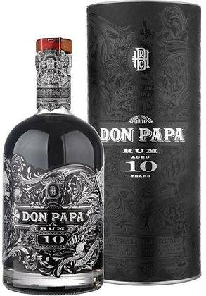 Rum Don Papa 10 years cl 70 astucciato