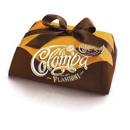 Flamigni Colomba Tradizionale con gocce di cioccolato e arancia candite 950 g