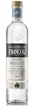 Grappa Francoli Moscato cl 70