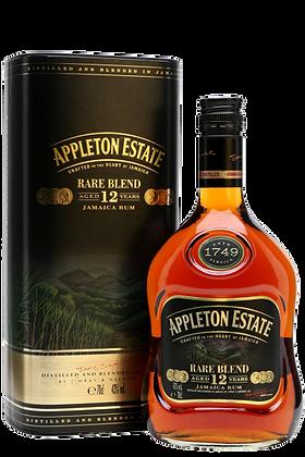 Jamaican Rum Appleton Estate 12 years cl 70 astucciato
