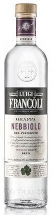 Grappa Francoli Nebbiolo cl 70