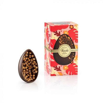 Venchi Uovo di cioccolato Gran Gourmet nocciolato fondente 540g