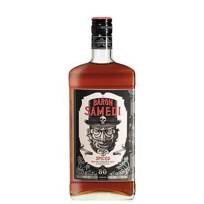 Rum spiced Baron Samedi cl 70