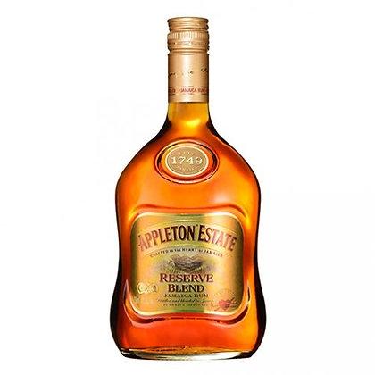 Jamaican Rum Appleton Reserve blend cl 70